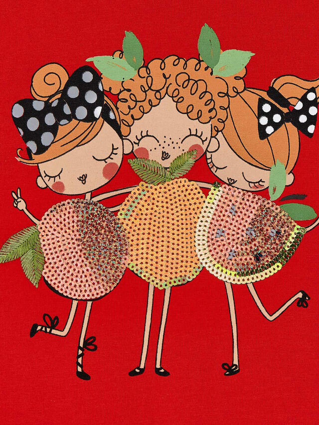Trio of Girls Dress