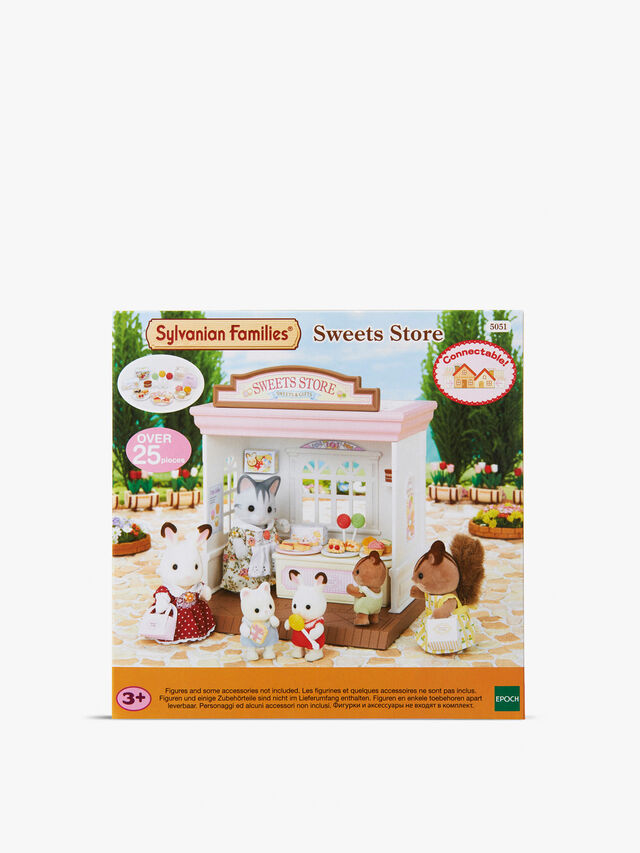 Sweets Store