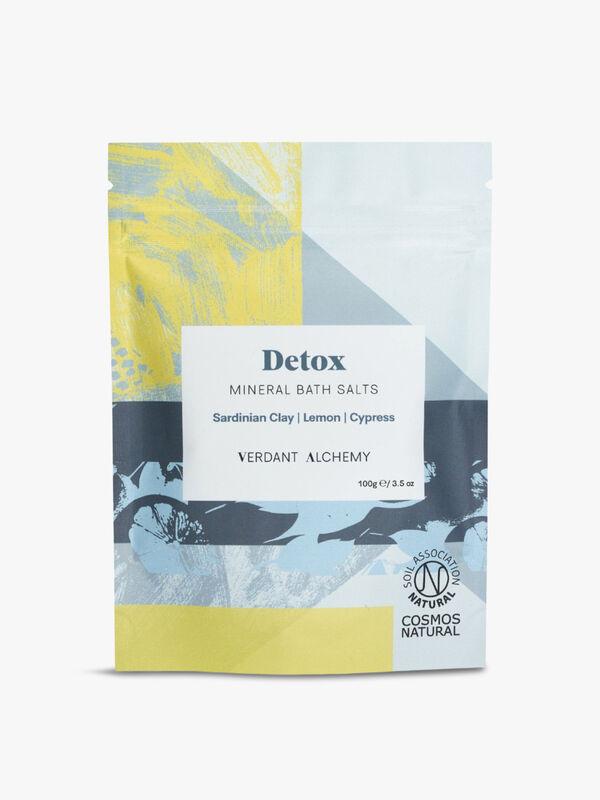 Detox Mineral Bath Salts