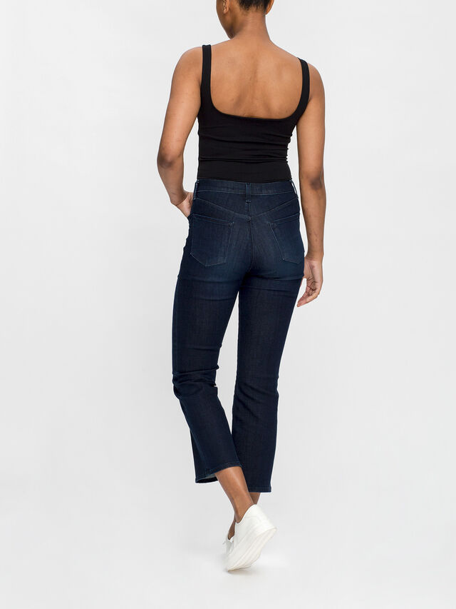 Franky High Rise Crop Boot