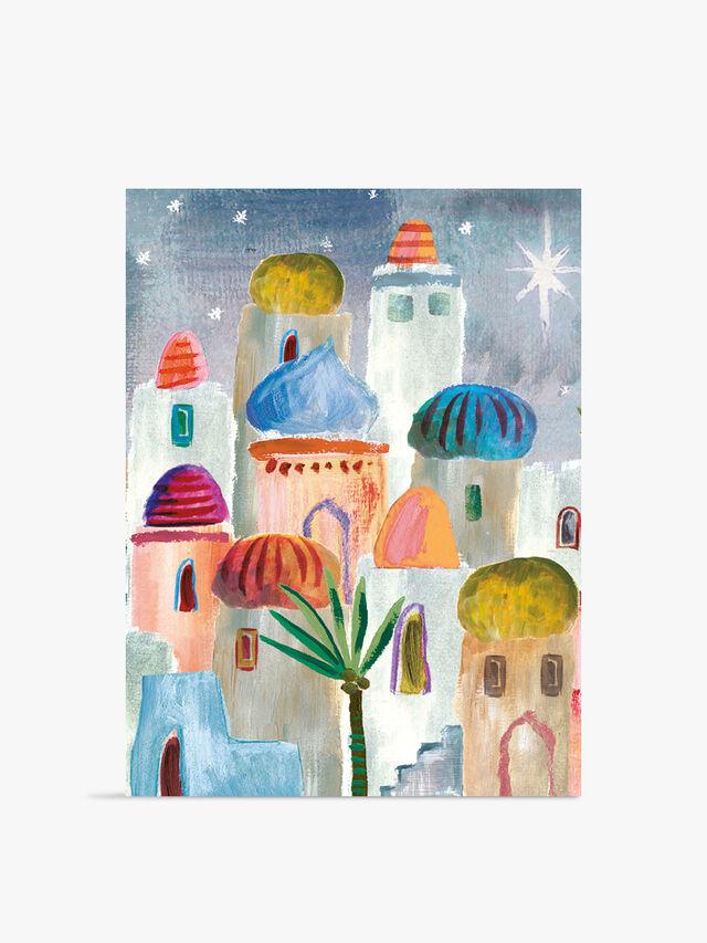 Bethlehem Star Cards Pack of 6