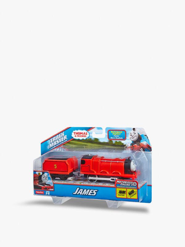 TrackMaster Motorized James Engine