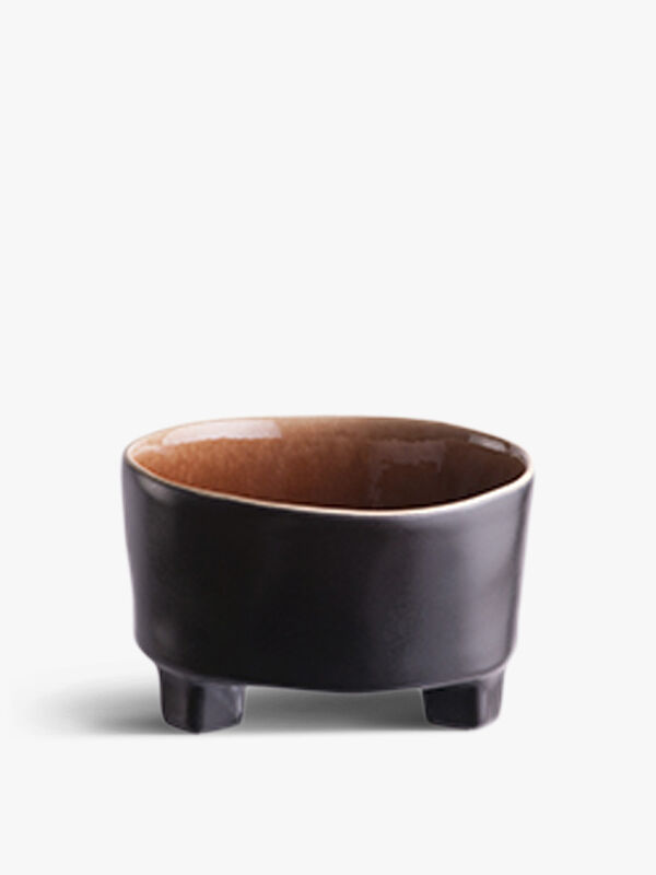 Riviera Terra Footed Soup Bowl