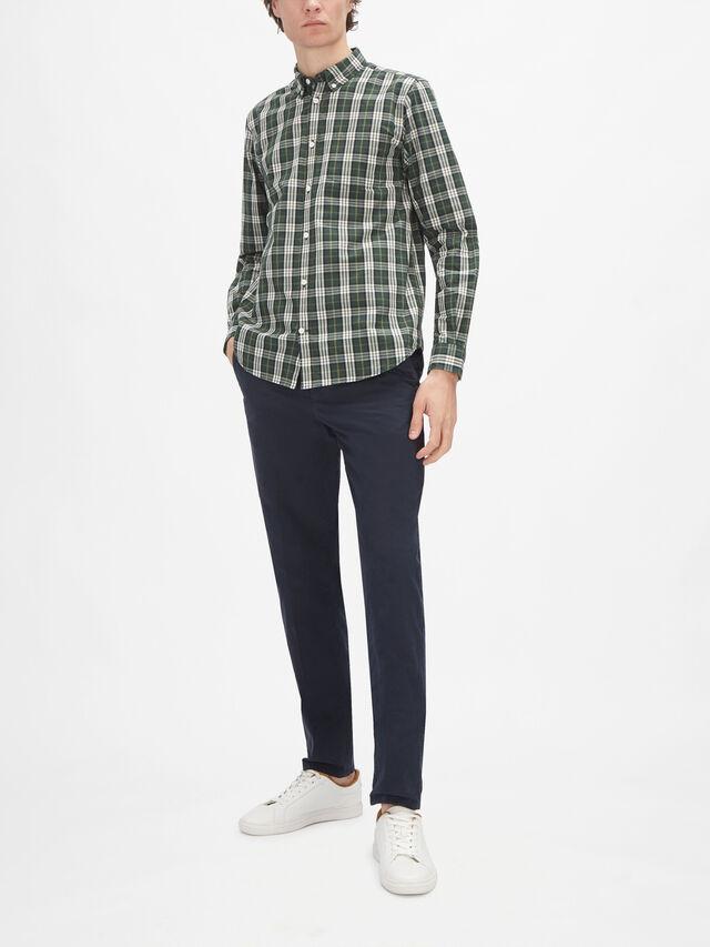Osvald Check Shirt
