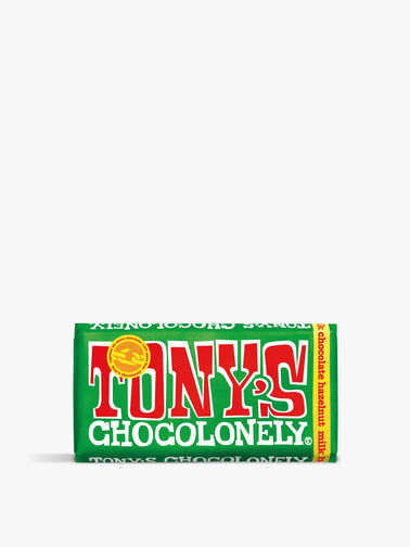 Tony's Milk Hazelnut Bar