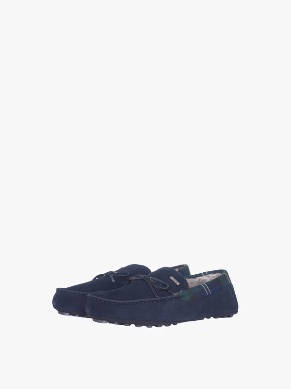 Tueart Suede Slippers