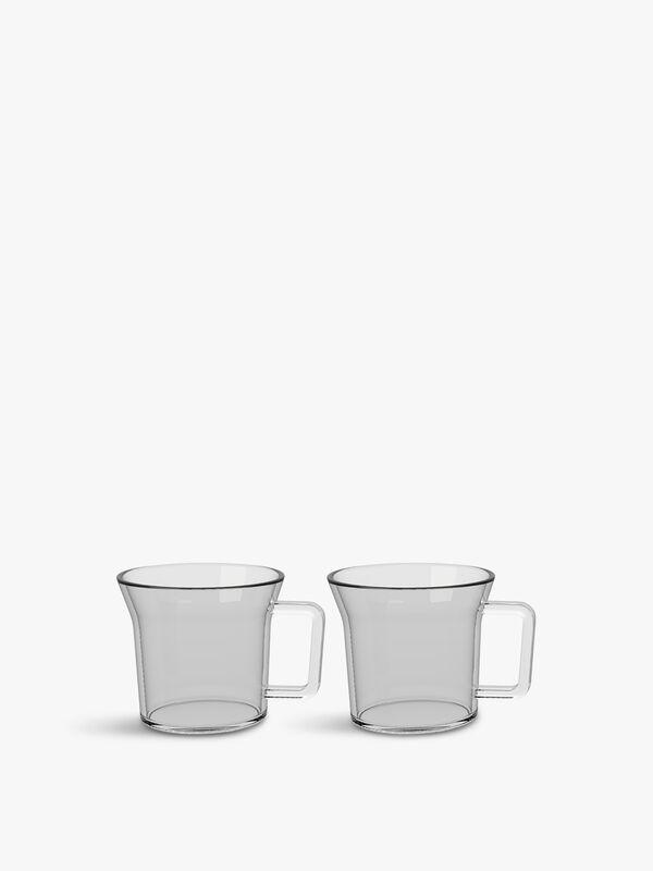 Matcha Set of 2 Single Walled Glasses