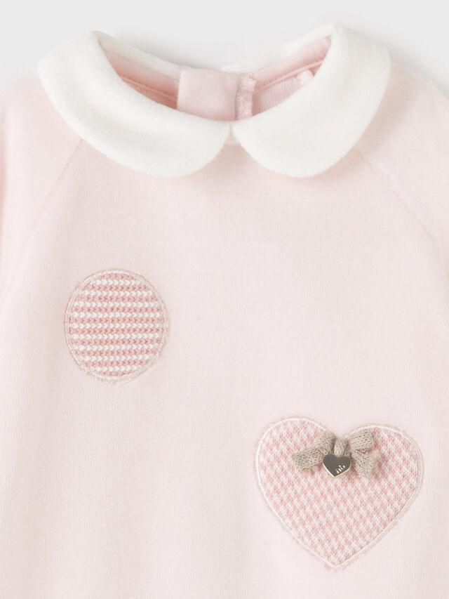 Heart & Spot Babygrow