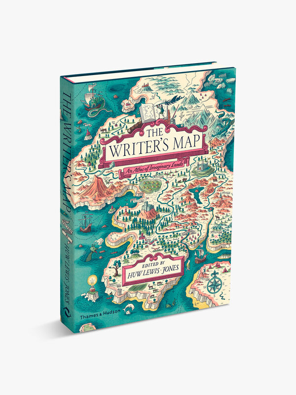 Writers Map An Atlas Of Imaginary Lands