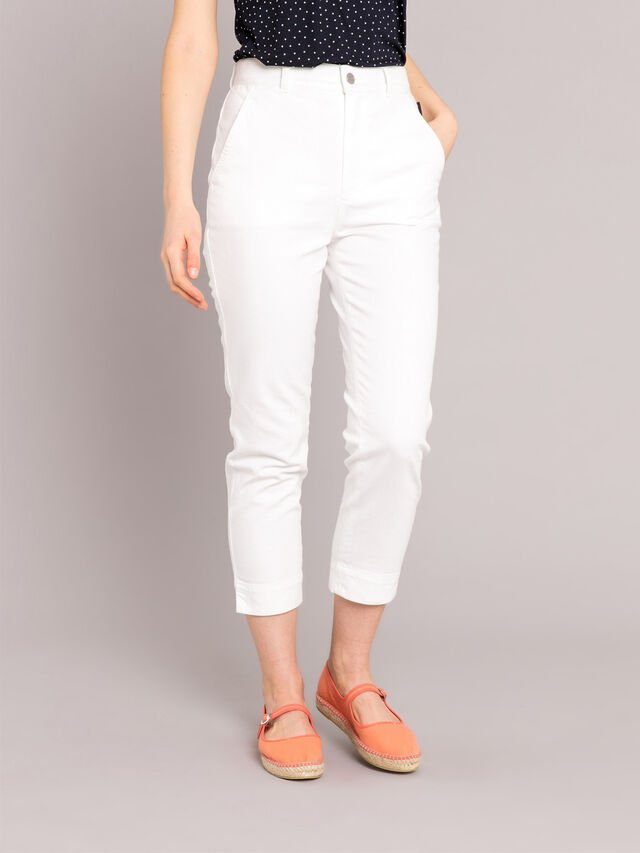 Cropped Trouser Marilyn