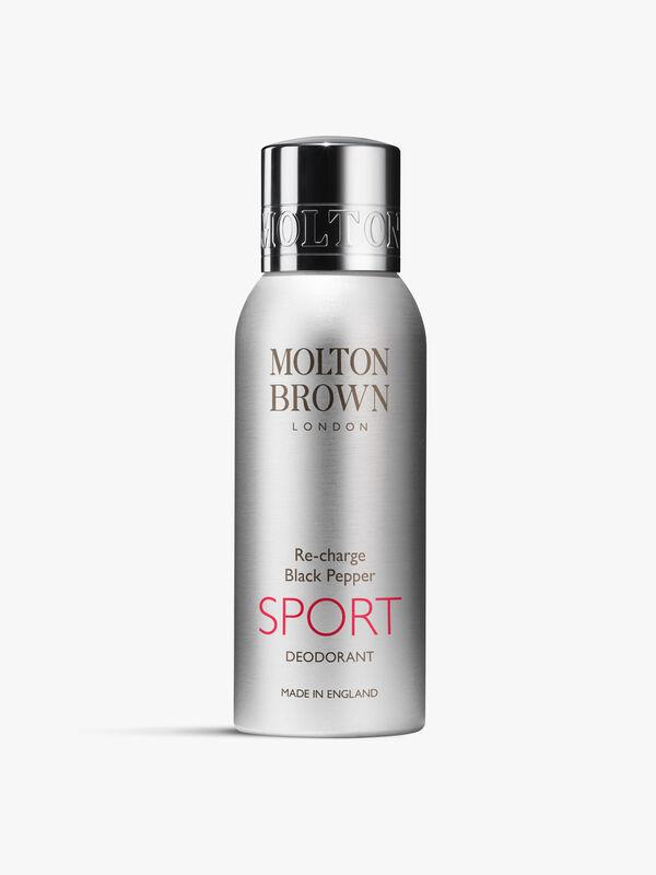Re-Charge Black Pepper Sport Deodorant