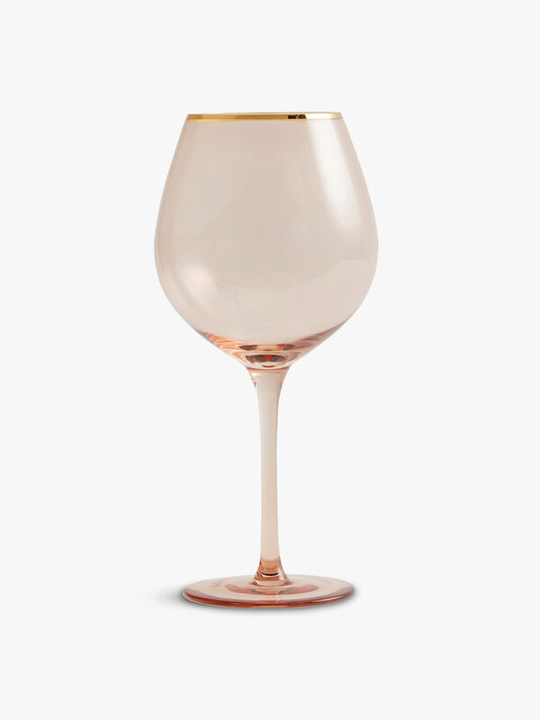Goldie Wine Glass