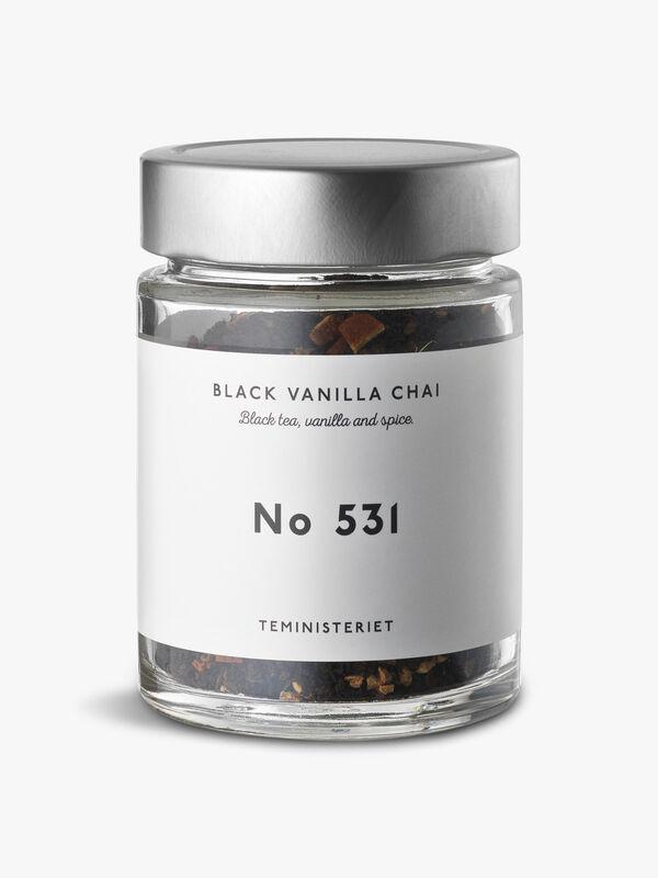 Black Vanilla Chai 100g
