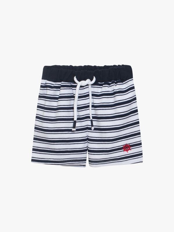 Nautical Stripe Shorts