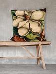 White Magnolia Complete Cushion