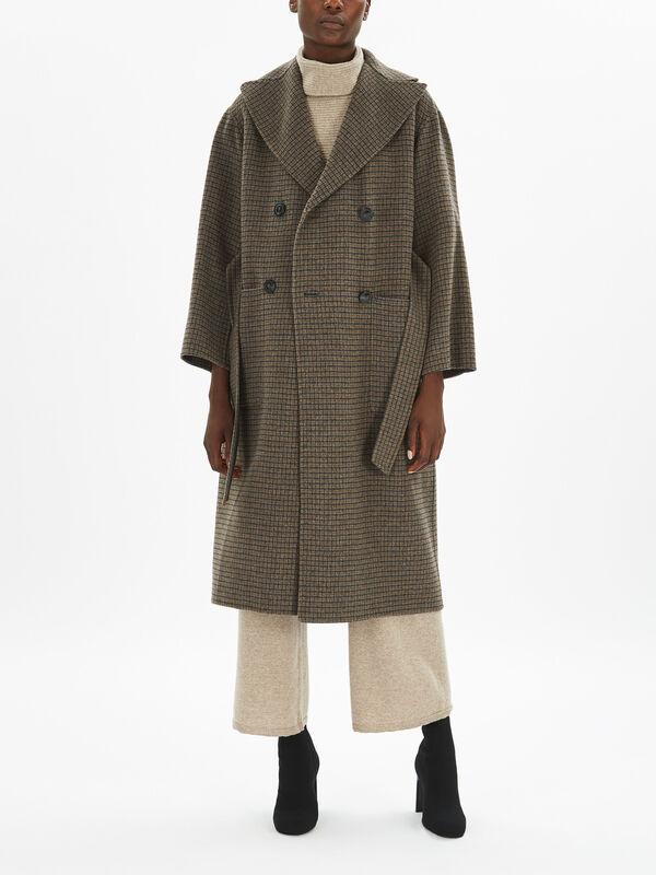 Orense Double Breasted Coat