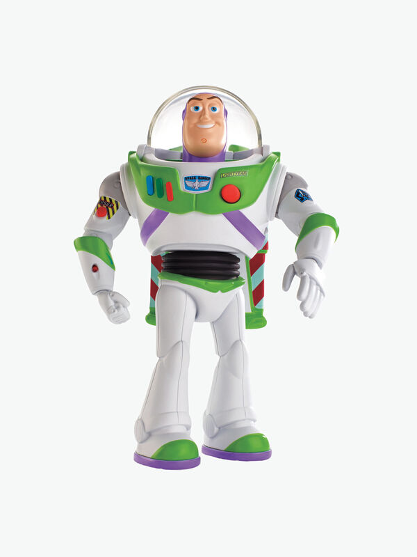 Walking Buzz Lightyear