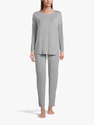 Natural-Elegance-L-Slv-Pajama-076390