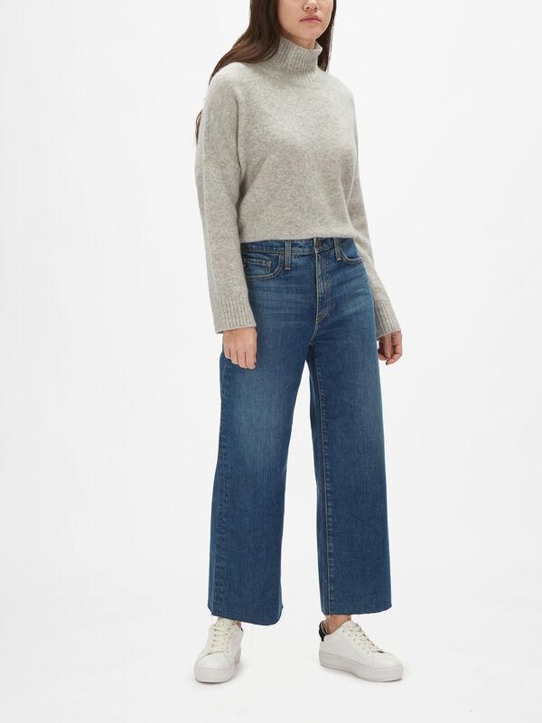 Etta High Rise Wide Leg Jeans