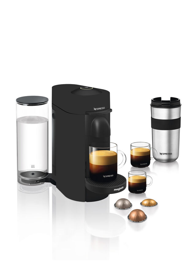 Magmix Nespresso Vertuo Plus Black