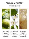 Orange & Bergamot Eau de Toilette 50 ml