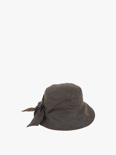 BRAMBLING-WAX-HAT-BARBOUR