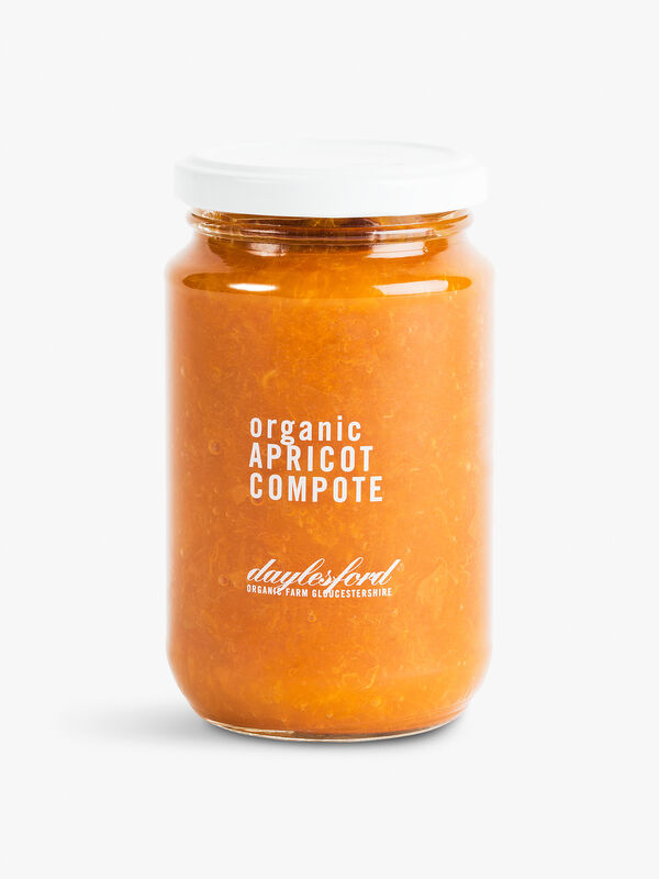 Organic Apricot Compote 385g