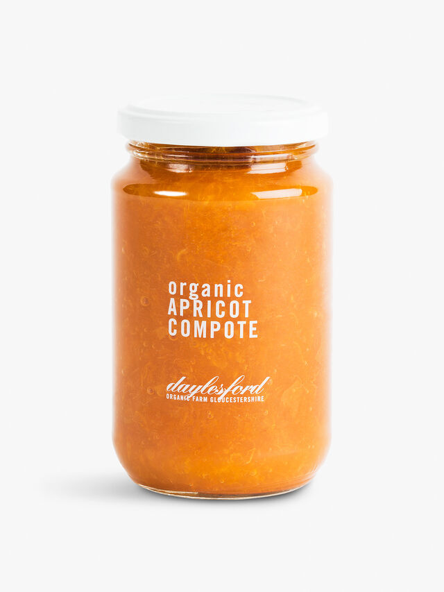 Organic Apricot Compote 385g