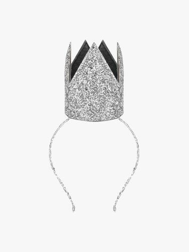 Glitter Crown Alice Headband