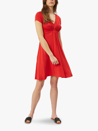 V-Knot-Jersey-Cap-Sleeve-Dress-808C-10
