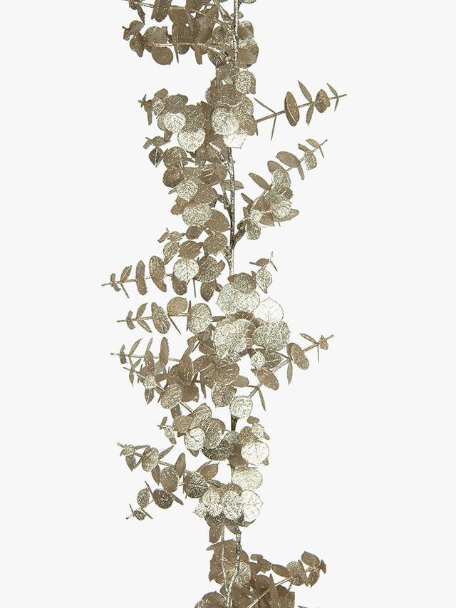 Sparkle Eucalyptus Garland 180cm