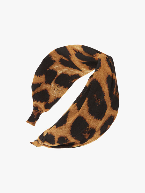 Printed Interlocking Headband