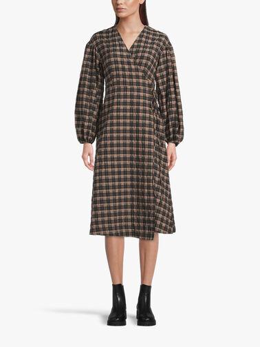 Seersucker-Check-Wrap-Midi-Dress-F5827