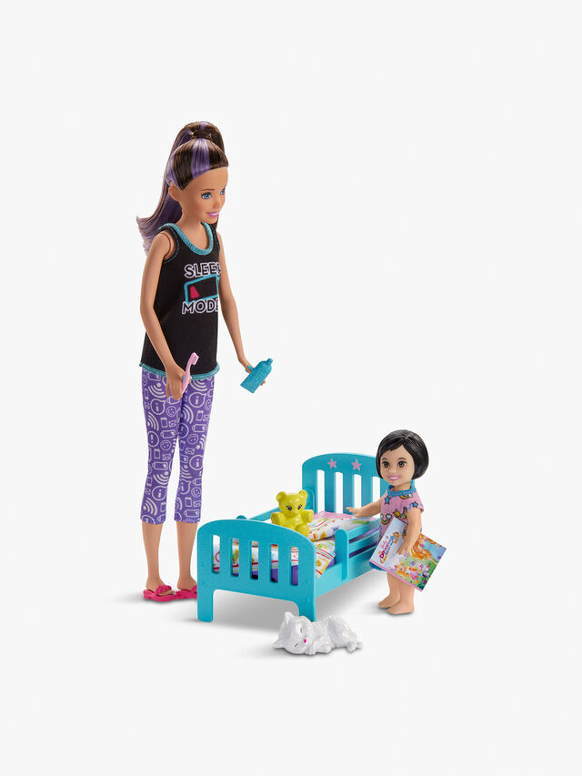 Bedtime Playset with Skipper Doll