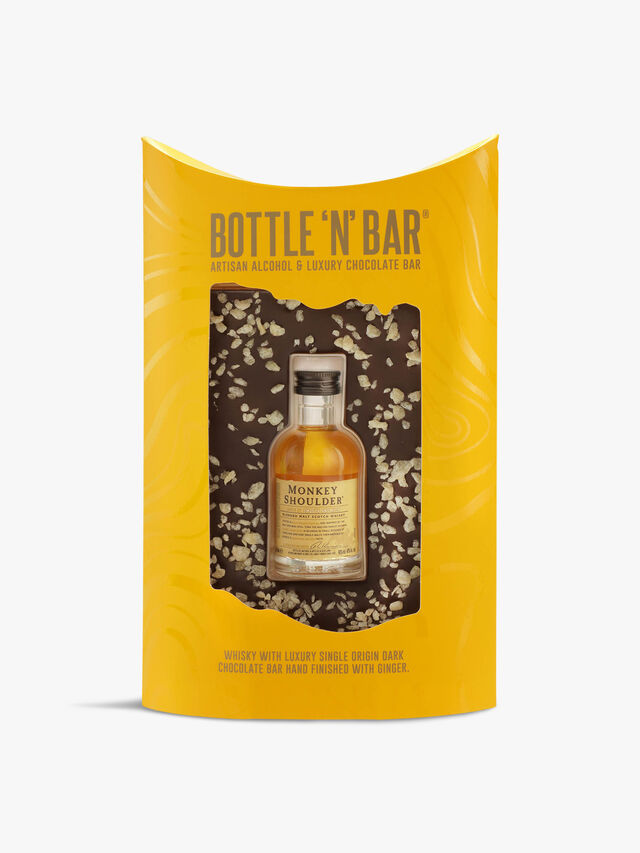 Bottle N Bar with Whisky