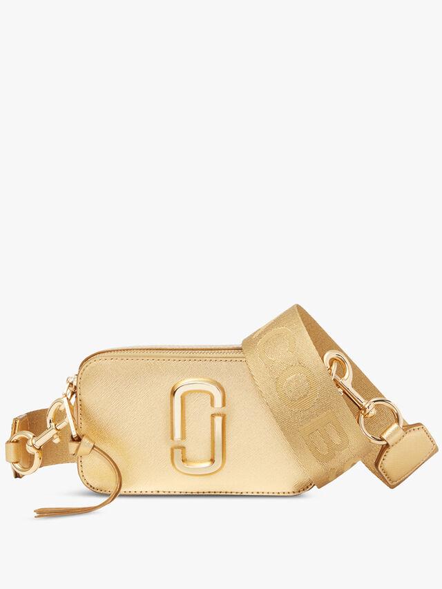 The Snapshot Metallic Bag