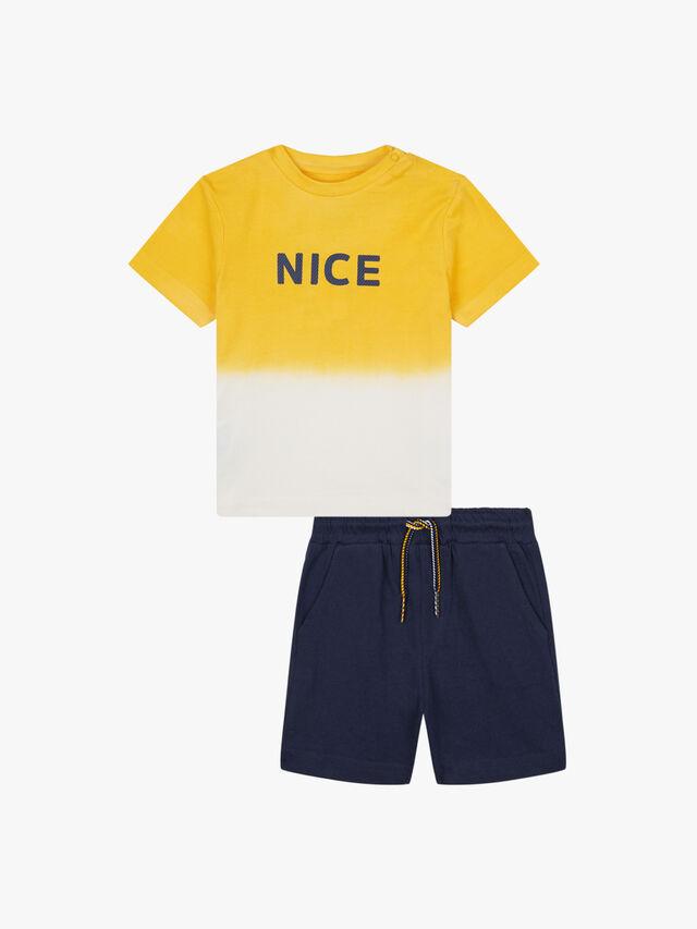 Nice Shorts Set