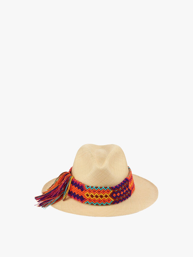 Mochilla Hat