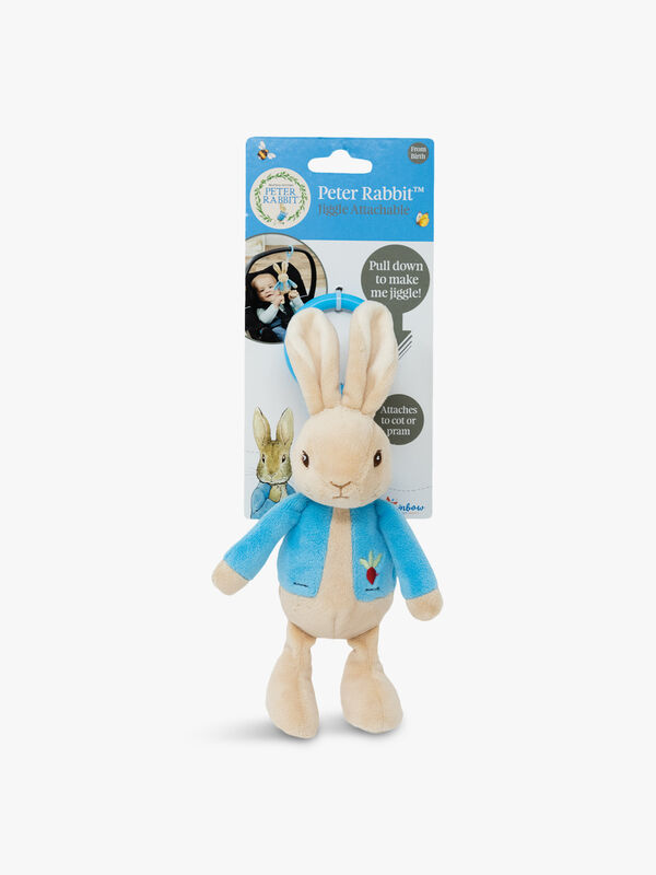 Peter Rabbit Jiggle Attachable