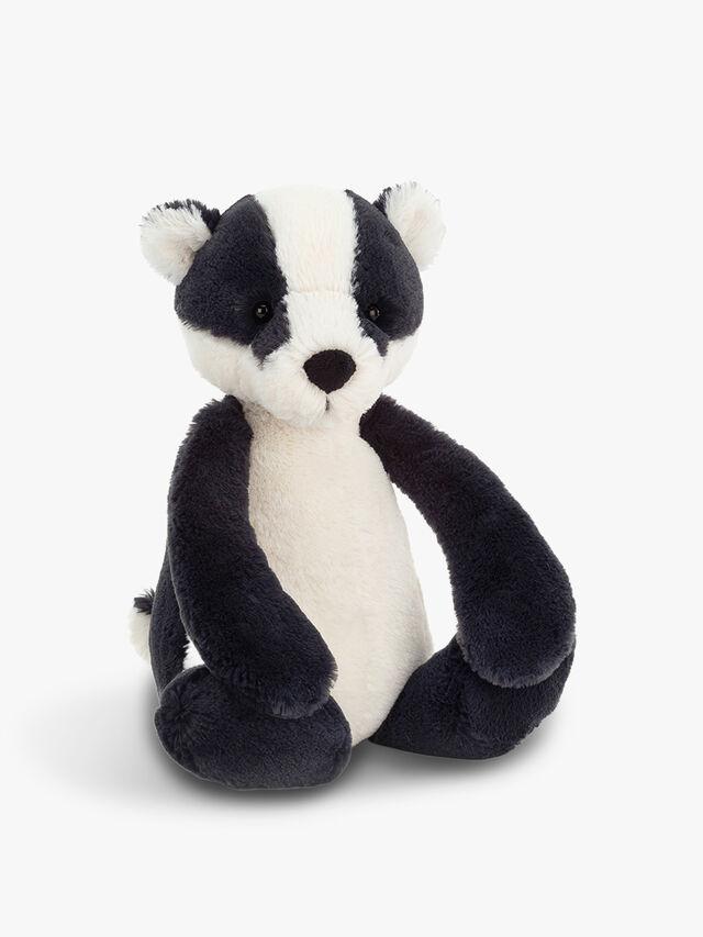 Bashful Medium Badger