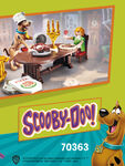 Scooby-Doo Dinner with Scooby and Shaggy