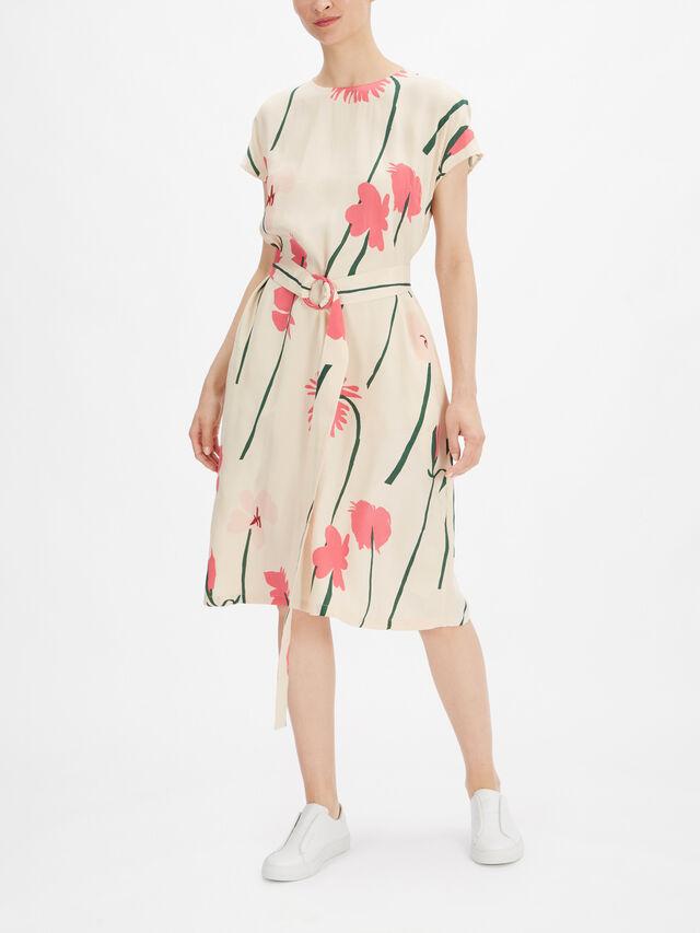 Hietsu Torin Kukat Dress