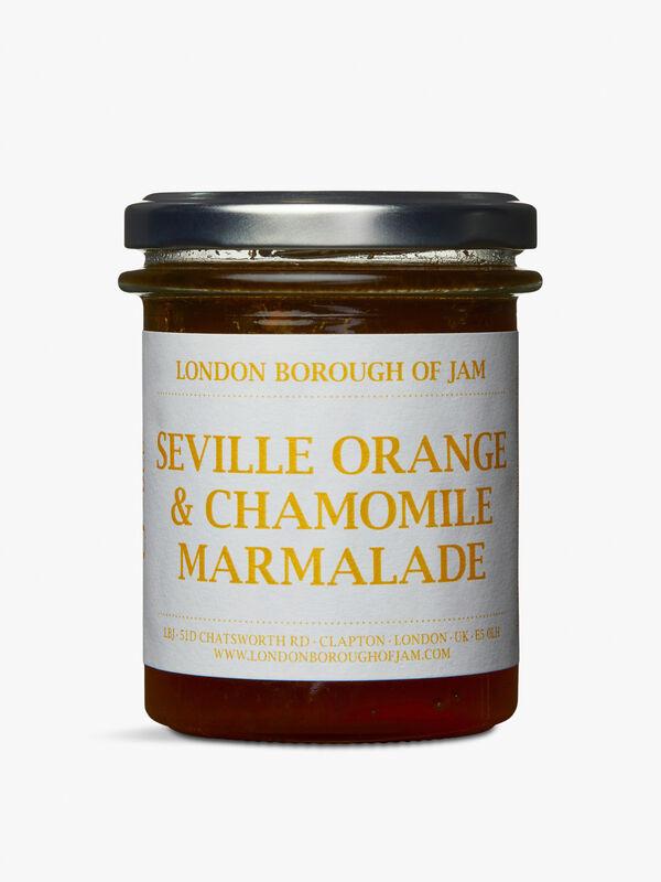 Orange And Camomile Jam
