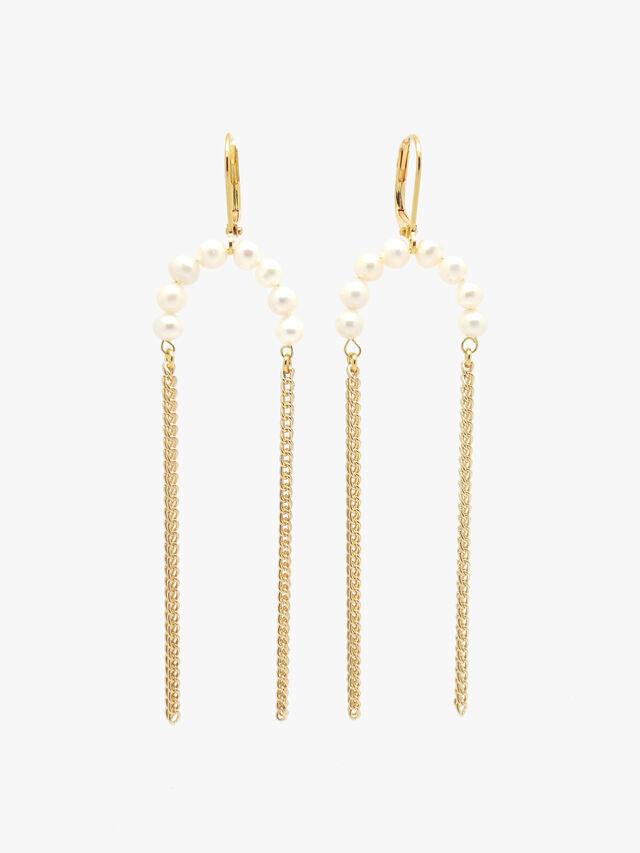 Nola Pearl Earrings