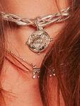 The Twisted Evil Eye Chain Choker