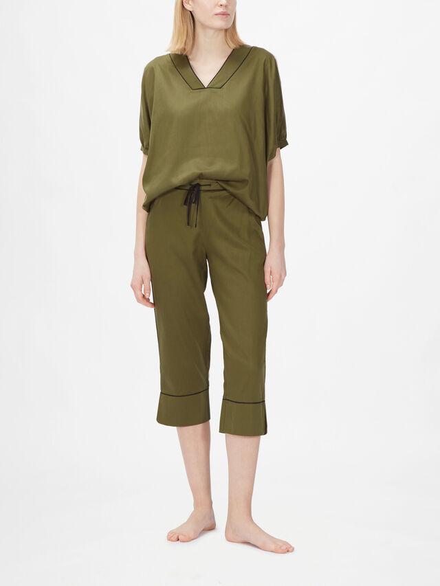 Kensington Short Sleeve PJ Set