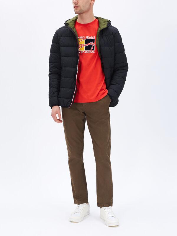 Essential Padded Hood Jacket