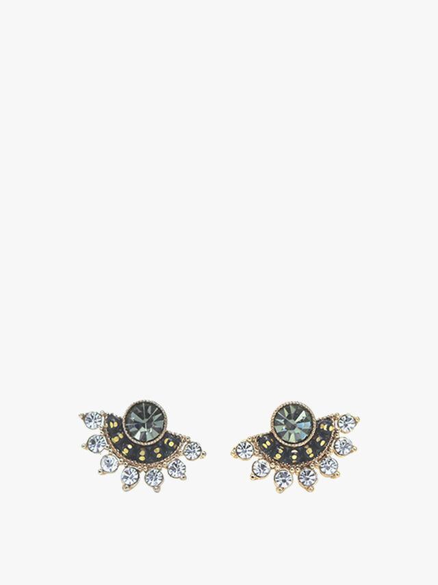 Nico Fan Earrings