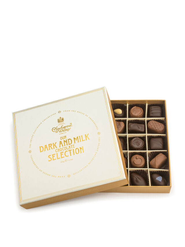 Dark & Milk Selection Box