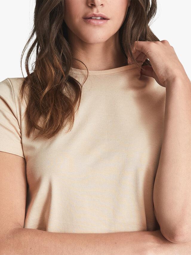 Ivy Premium Cotton-Jersey T-Shirt